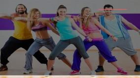 آموزش رقص زومبا بصورت کامل در www.118file.com