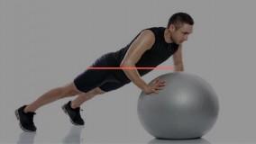 لاغری شکم در 1 هفته با ورزش پیلاتس