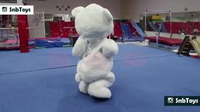 رقص بندری خرس های اس ان بی