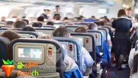 عجیب ترین ها-11 کار که باید در هواپیما از انجام آنها خودداری کنید