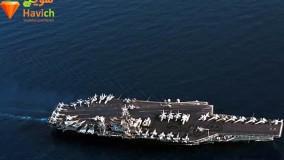 حقایق جالب جهان-10 تا از بزرگترین ناوهای هواپیمابر جهان