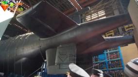 حقایق جالب جهان-بزرگترین زیردریایی هسته ای جهان روسی است