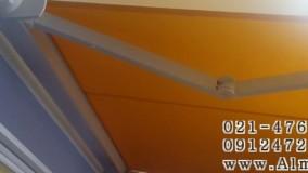 سایبان برقی الماس در/سقف متحرک سایبان برقی(پاسیو -تراس-حیاط-مغازه-ماشین-http://www.almas-door.com/