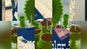 فروش دستگاه مخمل پاشی و اکلیل پاشی 02156574663