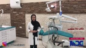 مزایای دندان مصنوعی بر پایه ایمپلنت |کلینیک دندانپزشکی مدرن
