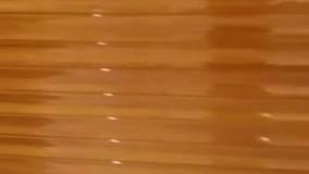 کرکره برقی طرح چوب