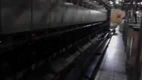 صادرات نخ اکریلیک فرش ماشینی