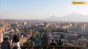 میکس شاد زیباترین ترانه تاریخ ارمنستان و زیباترین مناطق ایروان - بوکینگ پرشیا bookingpersia
