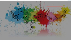 آموزش نت های شاد موسیقی
