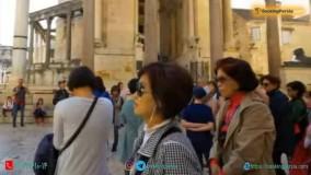 شهر بندری اسپیلیت کرواسی تلفیق سنت و مدرنیته  - بوکینگ پرشیا BookingPersia