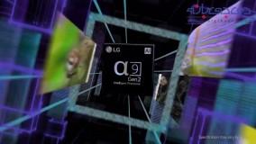 نسل دوم پردازنده A9 ال جی در تلویزیون های OLED