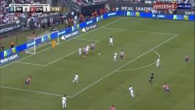 خلاصه بازی رئال مادرید3_7 اتلتیکومادرید