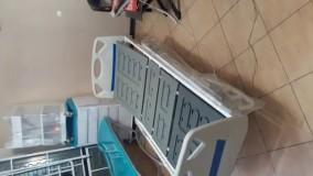 تخت برقی سه شکن http://ktsalamat.com