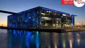 مارسی فرانسه - Marseille France - تعیین وقت سفارت فرانسه با ویزاسیر