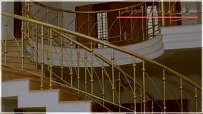 آموزش کامل نصب انواع نرده راه پله