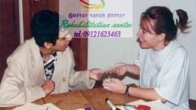 کاردرمانی و تمریناتی در منزل گفتار توان گستر البرز