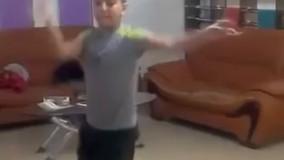 رقص پسر بچه زیبا ایرانی
