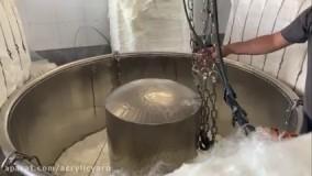 خرید نخ اکریلیک فرش ماشینی