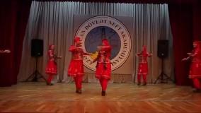 آموزش رقص و موسیقی آذری