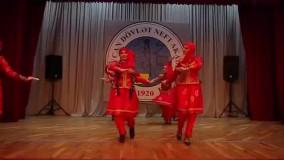 آموزش رقص و موسیقی آذری موسسه بین المللی سامان علوی