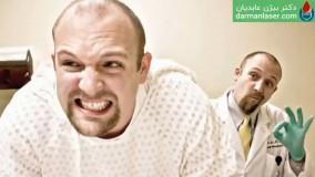 بشنوید از زبان دکتر بیژن عابدیان، درمان خانگی کیست مویی تاثیری دارد؟