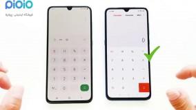 مقایسه و بررسی گوشی های A70  و  Mi 9