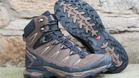 بهترین کفش کوهنوردی سالامون salamon مدل quest prime gtx