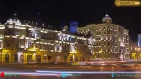 آذربایجان بزرگترین کشور قفقاز در همسایگی دریای خزر - بوکینگ پرشیا bookingpersia