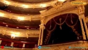 تالار بزرگ بولشوی در مسکو، محل نمایش رقص باله و اجرای موسیقی اپرا - بوکینگ پرشیا bookingpersia
