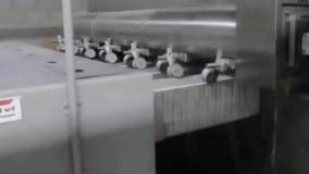 مراحل تولید فرش ماشینی کاشان (از نساجی تا تکمیل فرش)