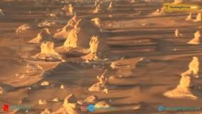 صحرای فرافره مصر! سفید همچون برف گرم مثل خورشید  - بوکینگ پرشیا bookingpersia
