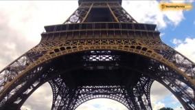 میکس عاشقانه و شاد زیباترین ترانه فرانسوی شکلات یوسف اکدیم لارتیسته و برج ایفل پاریس