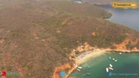 پارک ملی موچیما در سواحل زیبای ونزوئلا  - بوکینگ پرشیا bookingpersia