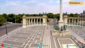 میدان قهرمانان مجارستان، نماد هفت قبیله بزرگ مجار - بوکینگ پرشیا