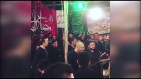 مداحی محمد بحرانی صداپیشه جناب خان در هیئت خوزستانی ها