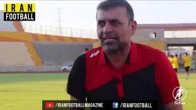 خبرهای ورزشی انلاین-گفتگو با عبدالله ویسی درباره مشکلات شاهین بوشهر