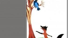 روباه و زاغ ( تولکو و قارغا)