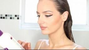 فیلم آموزش مراقبت و نگهداری از مو خشک + نکات براق کردن موها