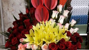 گل فروشی رامسر   خرید گل در رامسر