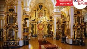 کلیسای سنت نیکلاس جمهوری چک - ST. Nicholas Church - تعیین وقت سفارت چک با ویزاسیر