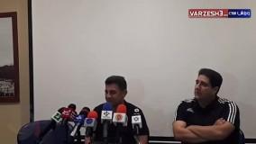 آخرین اخبار ورزشی-صحبتهایقلعهنویی پیش از دیدار برابر نفت مسجدسلیمان