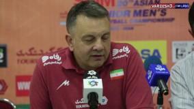آخرین اخبار ورزشی-صحبت های کولاکوویچ پس از برد مقابل چین تایپه