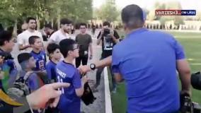 آخرین اخبار ورزشی باشگاه استقلال از امروز به پویش تا مهر با همدلی پیوست