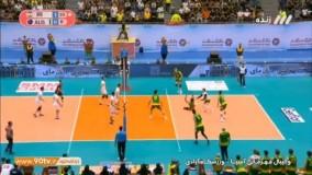 فینال والیبال قهرمانی آسیا 2019 : ایران 3-0 استرالیا