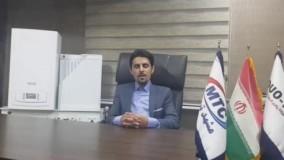 فروش پکیج رادیاتور ایران رادیاتور در شیراز - جزئیات پکیج شوفاژ دیواری ایران رادیاتور مدل ECO