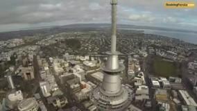 برج آسمان در اوکلند نیوزلند، بلندترین برج نیمکره جنوبی - بوکینگ پرشیا