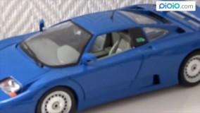ماشین فلزی بوگاتی EB 410