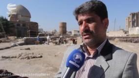 شناسایی آثار متعلق به سه دوره اسلامی در مسجد عتیق اردبیل
