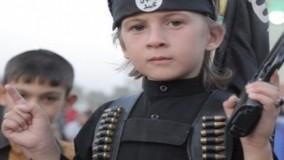 داعش ۵ - کودکان