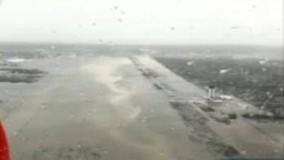 تصاویری از ویرانی های طوفان دوریان در باهاما آمریکا
